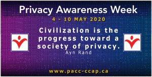 Civilization is the progress toward a society of privacy.