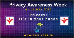 Privacy is in your hands