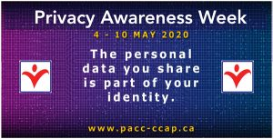 The personal data you share is part of your identity.