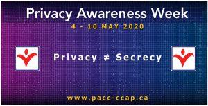 Privacy ≠ Secrecy