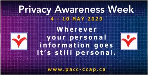 Wherever your personal information goes it's still personal.