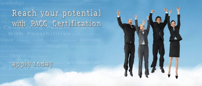 Reach your potential with PACC Professional Certification